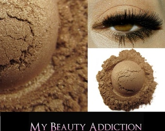 Brown Bronze Mineral Eyeshadow-Bronze