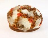 Vintage Fancy Schiaparelli Feather hat