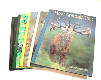 National Geographic Books For Young Explorers Animal Book Collection