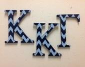 Kappa Kappa Gamma large Greek letters sorority