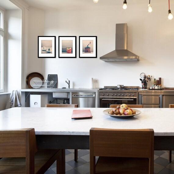 Kitchen Wall Decor Espresso Wall Art Cafe Art Prints Coffee