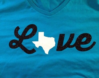 Love your state shirt