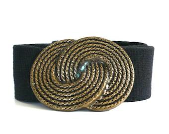 Vintage Nan Lewis Knot Belt