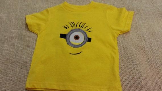 One Eye Minion Shirt Short