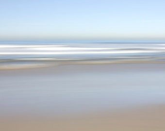 Seascape, Beach Art, Limited Edition Print, Abstract Photography, Fine Art Photography, Fine Art Print, Nature Photography, Low Tide