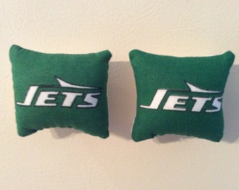 NFL New York Jets Pillow Magnets