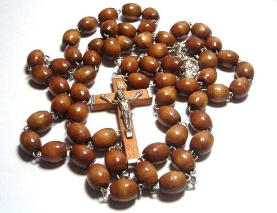 Vintage Wood Beads 13