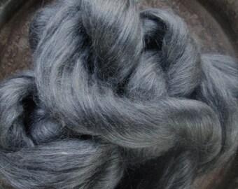 Black Alpaca/Tussah Silk Blend Ashland Bay