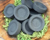 10 Charcoal Tablets for your Loose Incense~ 1 roll ~ self igniting ~ Moon Goddess Magick