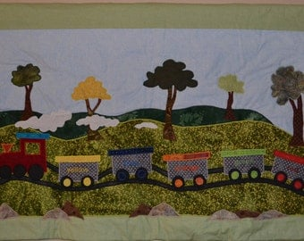 Train Baby Qult