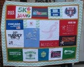 Reserved listing for Sara - custom t shirt quilt