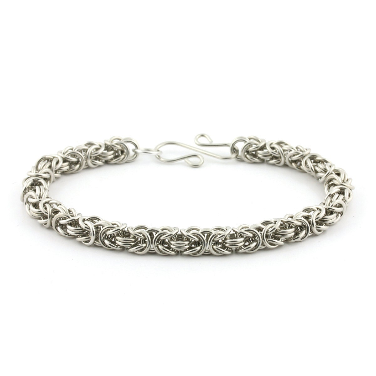 Free Chainmaille Bracelet Instructions