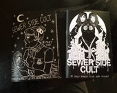 """The """"Sewer Side Cult"""" Zine, Parts 1 & 2"""