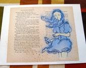 Alice in Wonderland LitKids Print, Ed. 4