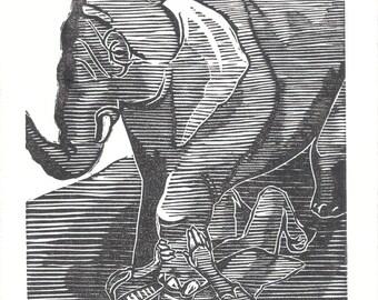 Elephant VS Trainer