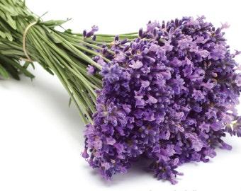 SCRUB ~ Lavender Body Scrub Sugar or Sea Salt Body Polish 8 oz Jar