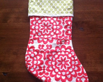 Modern Classic Christmas Stockings (sold individually)