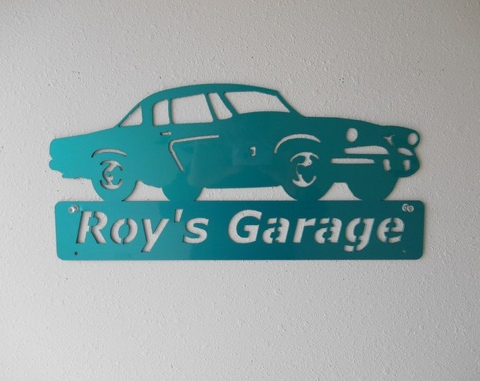 1953 Studebaker Personalized Man Cave Classic Garage Sign Custom Colors