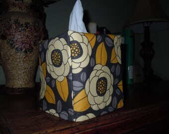 Ready To Ship - Bloom by Joel Dewberry  - Tissue Box Cover