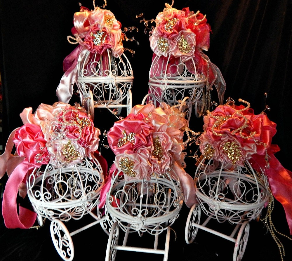 Fairy Tale Wedding Bridal Shower Centerpieces Birthday