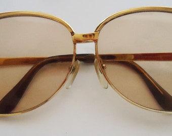 The Authentic Vintage Yves Saint Laurent Sunglasses plus Original Case