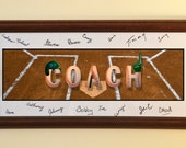 Baseball Coach Signature