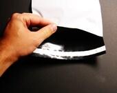 100 poly mailer - 6.5 x 10  - self sealing - poly envelopes - Good quality - 6x9