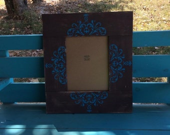 11x14 Distressed Picture Frame