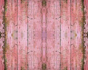 Photography Wood Backdrop Floordrop red  Wood
