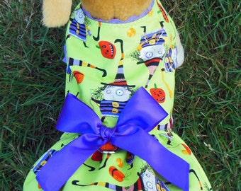 Halloween Harness-Dress for Small Dog.