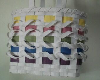 Little Paper Easter Basket digital pattern