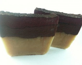 Sweet Pecan Beer Soap - Vegan - Handmade Soap