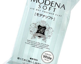 Modena soft clay / Clay for miniature / Clay for flower / miniature food clay / Decoden clay /Modena clay / Padico clay, from Japan