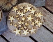 Christmas Stars - Small size package