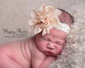 Newborn headband, baby headband, photography prop