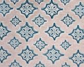 TREVI CAPRI  designer, decorator/drapery/bedding/upholstery ikat fabric