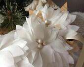 Handmade Flowers- Set of 3