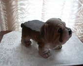 Plant Stand, Bull Dog, by Nanas Vintage Shop on Etsy