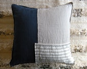 the hermosa washed linen pillow cover - choisette