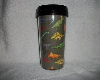 TRAVEL MUG - Dinosaurs