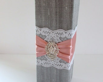 Sparklers Box, Sparklers Holder, Flower Box, Centerpiece Box, Wedding Wands Holder, Custom Made
