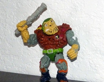 General Traag,Teenage Mutant Ninja Turtle Action Figure with one original accessory, 1989