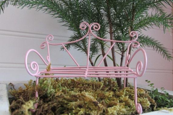 Fairy Garden Accessories Miniature Garden Bench