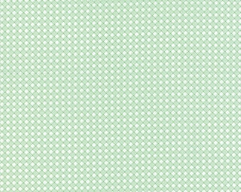 Pedal Pushers - Wicker in Grass by Lauren & Jessi Jung for Moda Fabrics