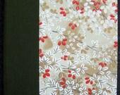 Medium Address Book Japanese Blossoms