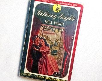 Wuthering Heights. The vindictiveness of disappointed love