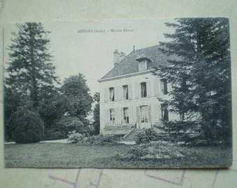 Rheges - 1908 - Antique French Postcard