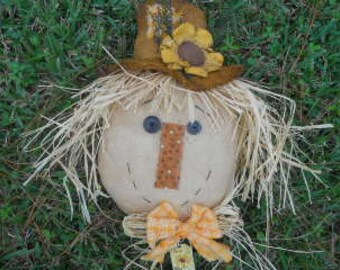 FALL, SCARECROW, Primitive, Head
