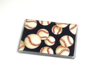 Card Case Mini Wallet Baseball