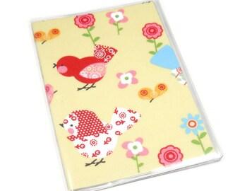 SALE Passport Cover Birds